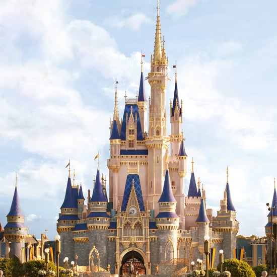 Photos of the New Cinderella's Castle at Walt Disney World