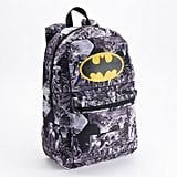 DC Comics Batman Comic Backpack