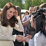 The British Royals at a Kids' Party in London