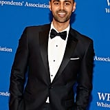 Hasan ripped into the Trump administration at the White House Correspondents' Dinner, and looked damn fine doin' it.