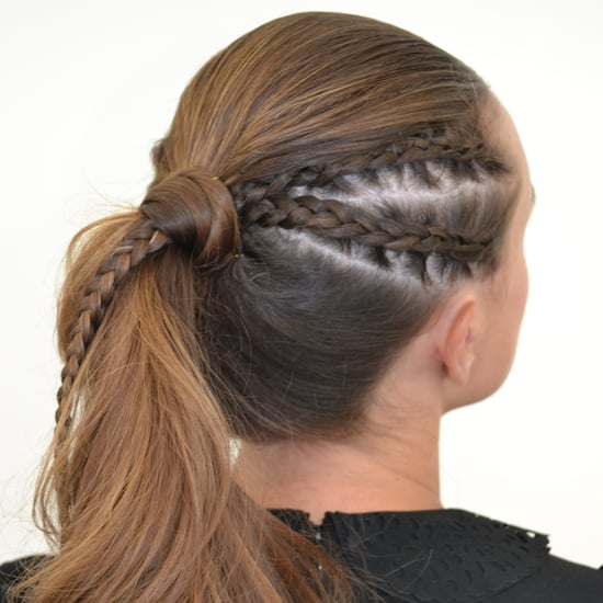 This Ponytail Style Is the Next Big Thing in Plaits
