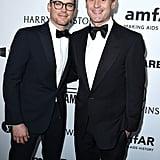Matt Bomer and Simon Halls Cute Pictures