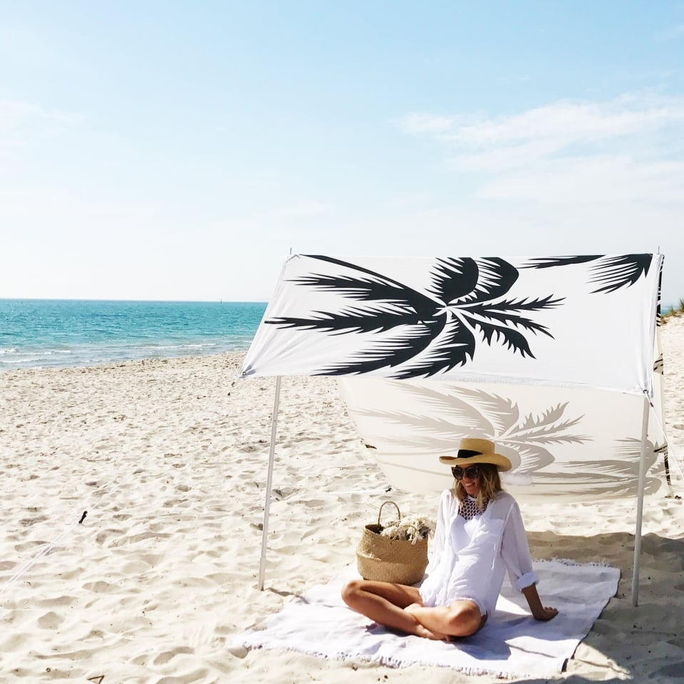 Beach Umbrellas Popsugar Smart Living