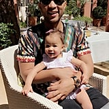 John Legend and Chrissy Teigen Flee to Morocco For a Vacation With Baby Luna