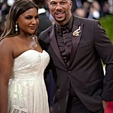 Pictured: Mindy Kaling and Common