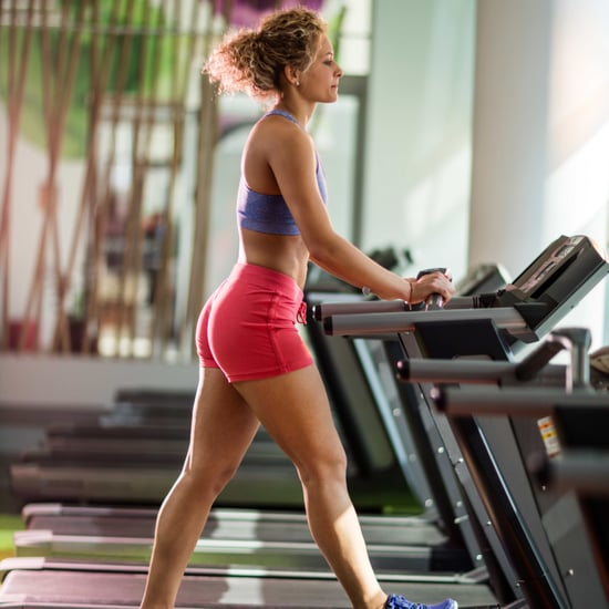 Walking Treadmill Workouts