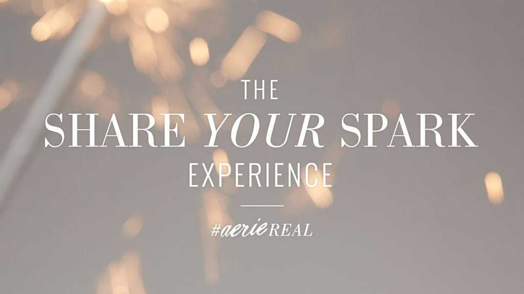 The Share Your Spark Experience