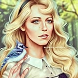 Celebrity Princess: Blake Lively as Aurora