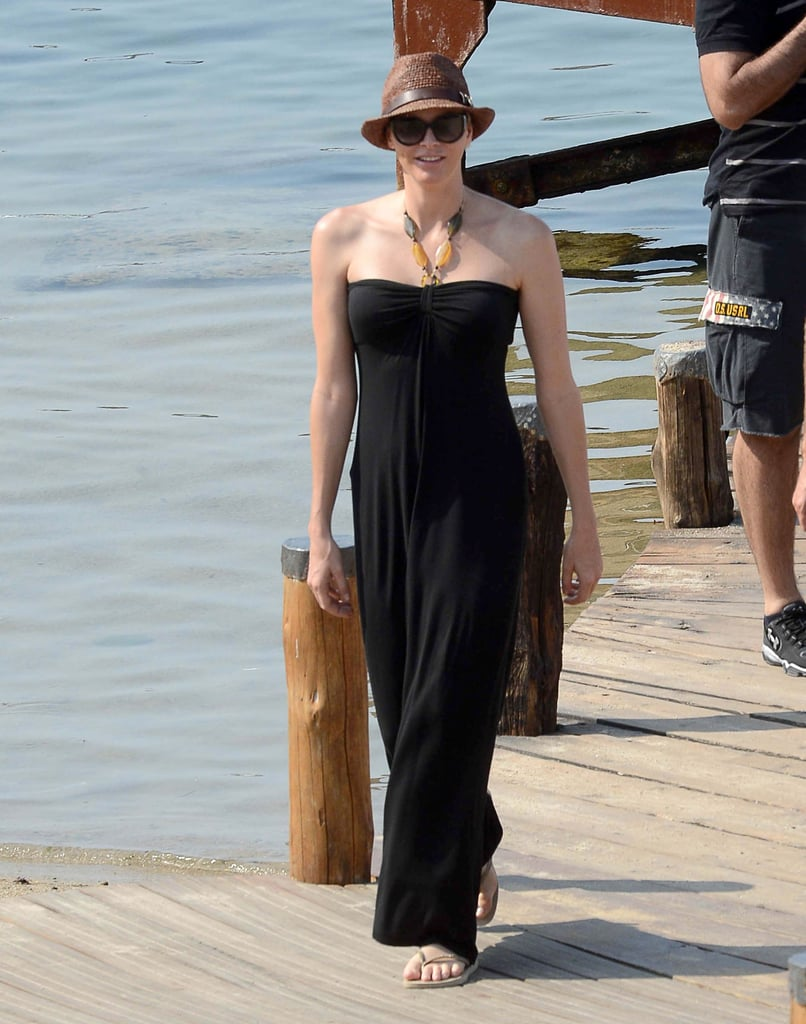 Princess Charlene of Monaco Vacation Pictures | POPSUGAR Celebrity ...