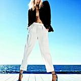 Sweet bow ties adorn this aquamarine pair of Giuseppe Zanotti Spring '12 heels. Source: Fashion Gone Rogue