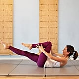 Two-Minute Pilates Ab Workout