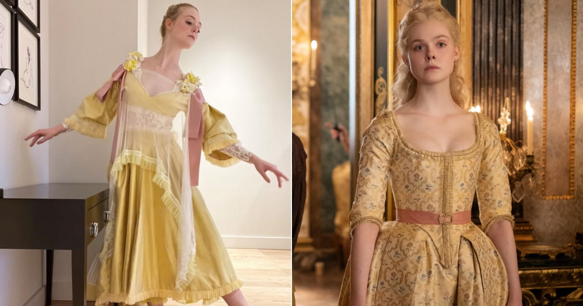 It's No Accident That Elle Fanning Looks Exactly Like Catherine the Great in This Dress.jpg