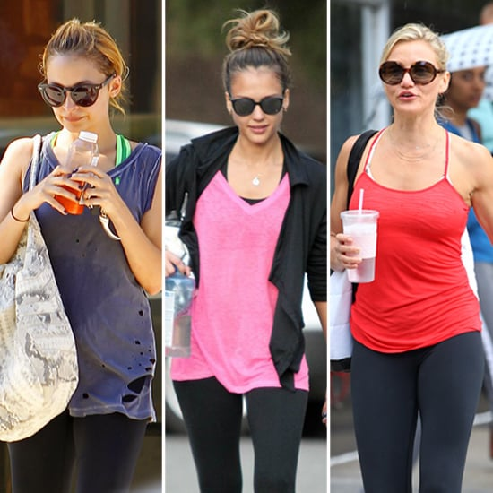 Fittest Celebrities of 2012