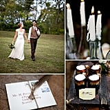 Magical Harry Potter Wedding Inspiration