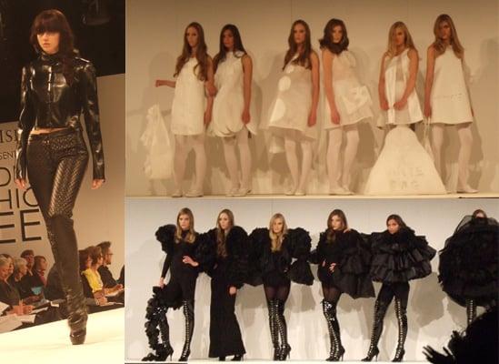 Northampton University at Graduate Fashion Week 2009