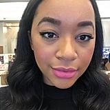 My Eyelashes With Mascara