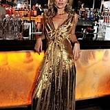 Kate Moss at Her Book Launch Party