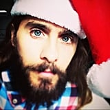 Jared Leto is the New Santa