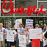 Chick-fil-A Gay Marriage Scandal