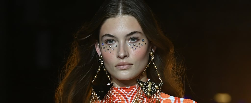 Milan Fashion Week Spring 2022: The Best Beauty Moments