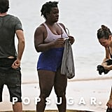 Orange Is the New Black Cast Vacations Together in Hawaii