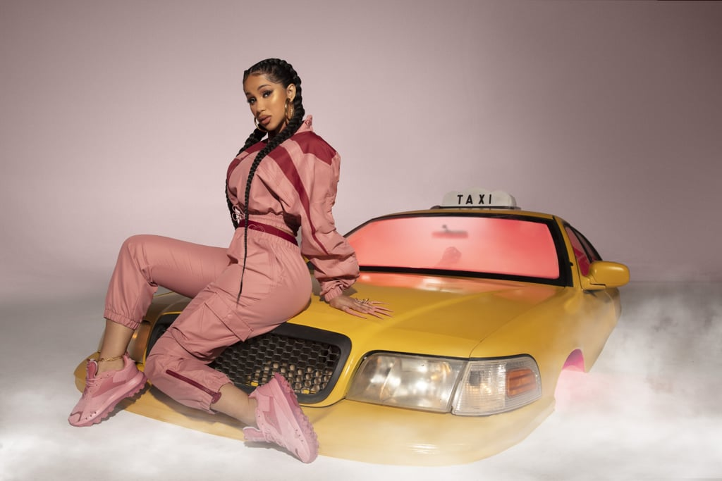 Cardi B Drops Her New NYC Reebok Collection — Shop It Here!