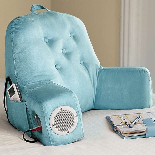 Rockin' Boyfriend Pillow - iPod Ready