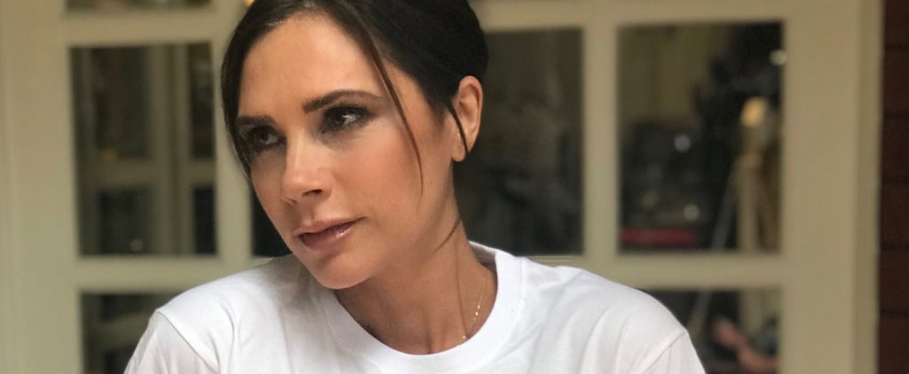 Victoria Beckham Spice Girls T-Shirt For Red Nose Day