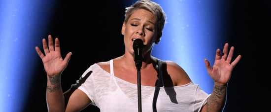 "Pink's ""Walk Me Home"" Song"