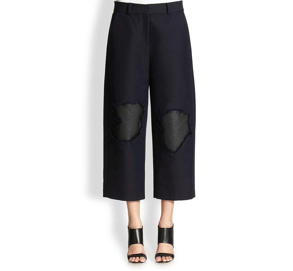 Alexander Wang Distressed Culottes