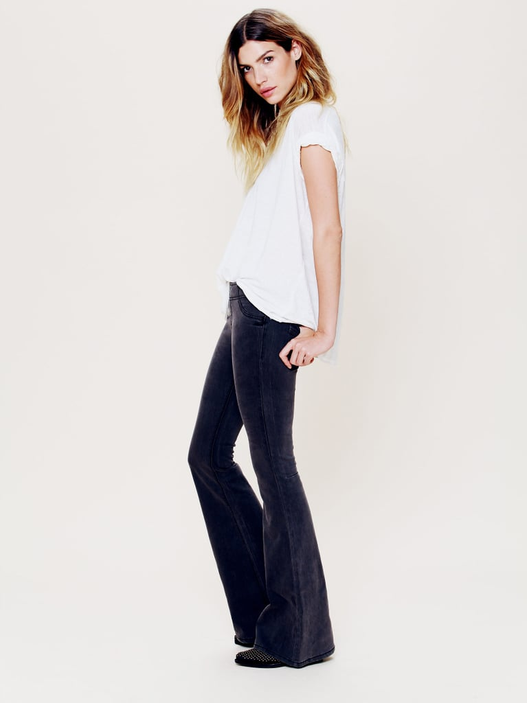 "Free People's FP Pull On Kick Flares ($78) are soft, cozy, and great for those ""I have nothing to wear"" days."