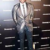 Tyson Beckford at Hennessy VS presents Never Stop. Never Settle.