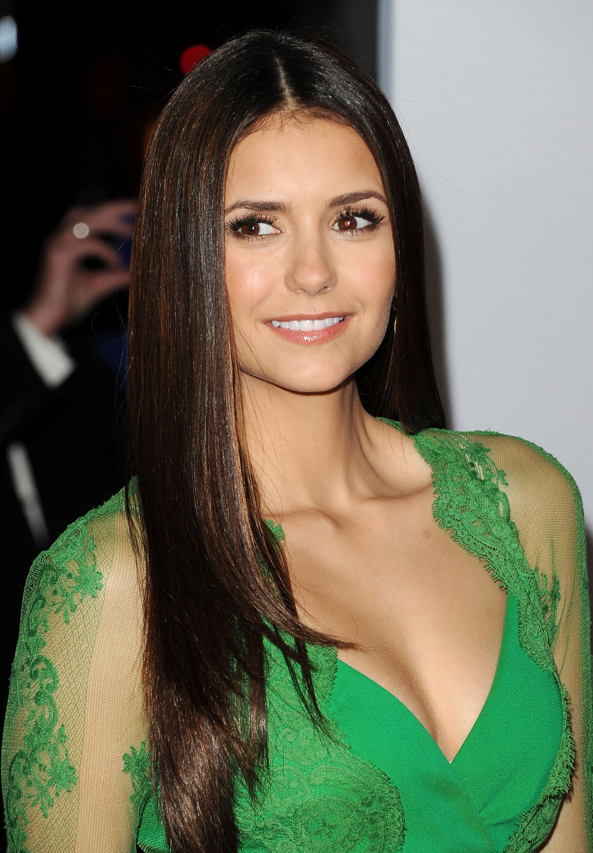 Nina Dobrev took home a People's Choice Award.