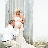 Pregnant Bride Maternity Style