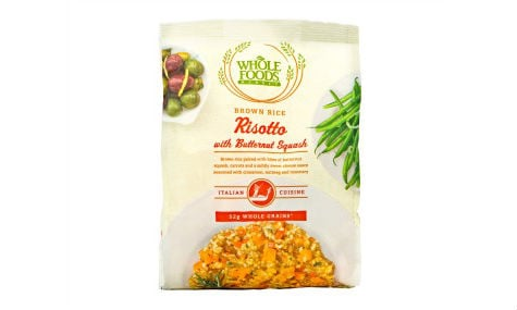 Whole Foods Brown Rice Risotto With Butternut Squash