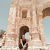 Visit the Ruins of Jerash