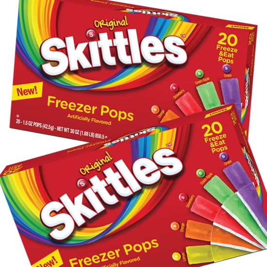 Skittles Freezer Pops at Walmart