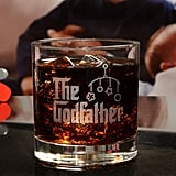 The Godfather Cocktail Glass