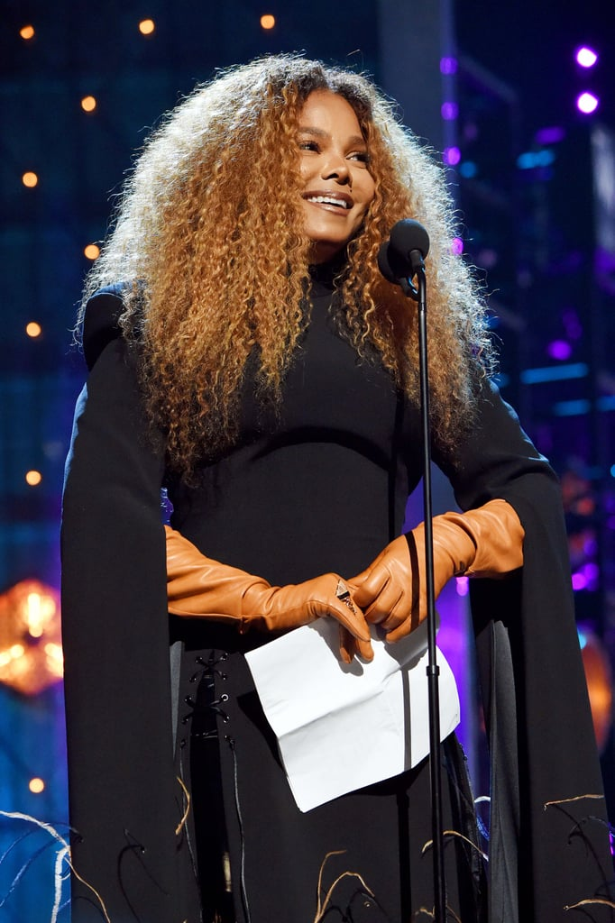Janet Jackson 2020 Tour JaJackson at Rock and Roll Hall of Fame Ceremony 2019