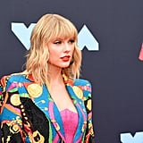 Taylor Swift at the 2019 MTV VMAs