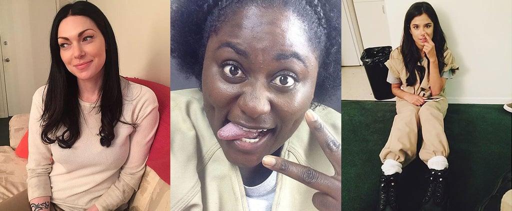 Orange Is the New Black Season 4 Instagrams