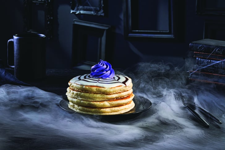 IHOP's Wednesday's Web-Cakes