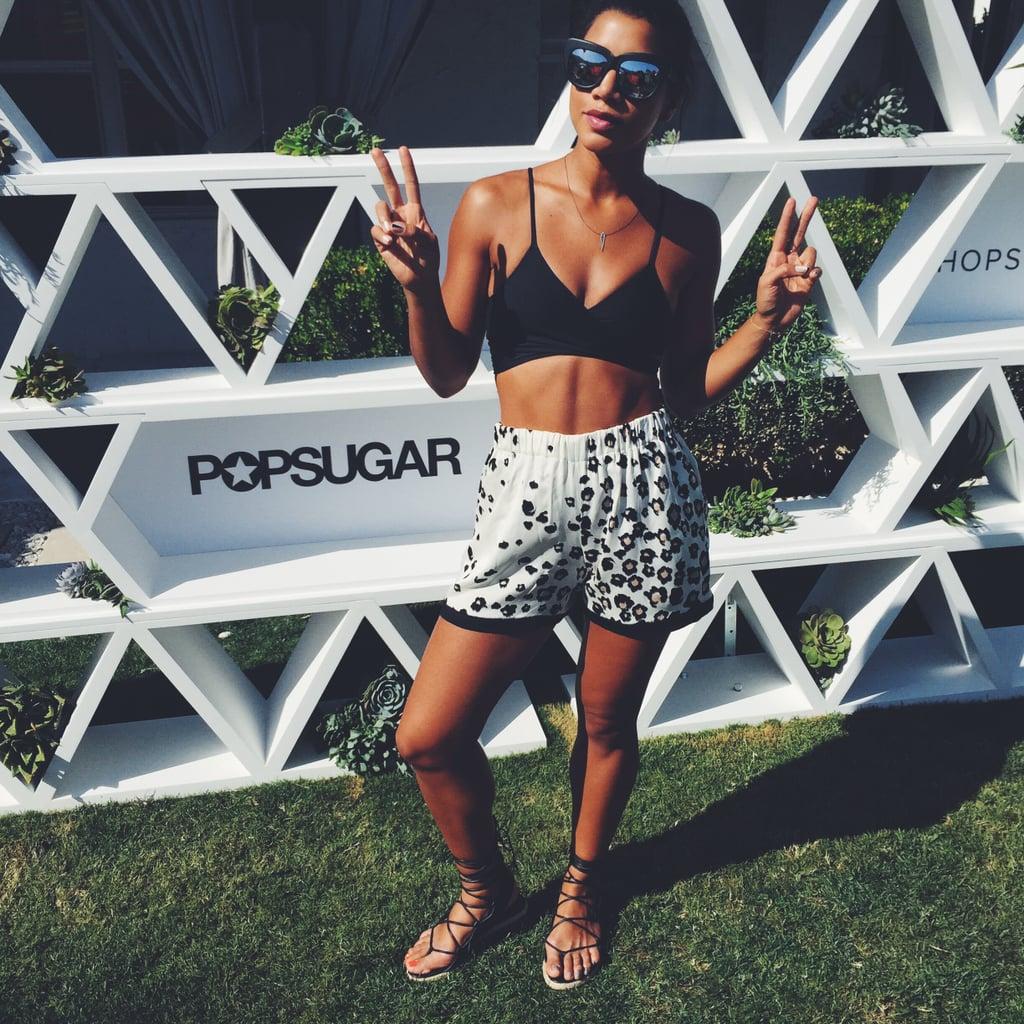 Go Inside One Fashion Insider's Coachella Diary