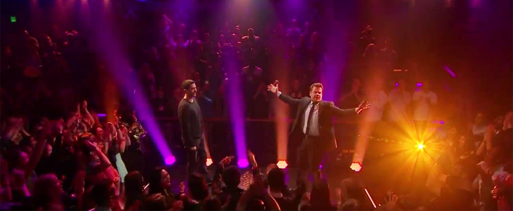 James Corden David Schwimmer Rap Battle Video