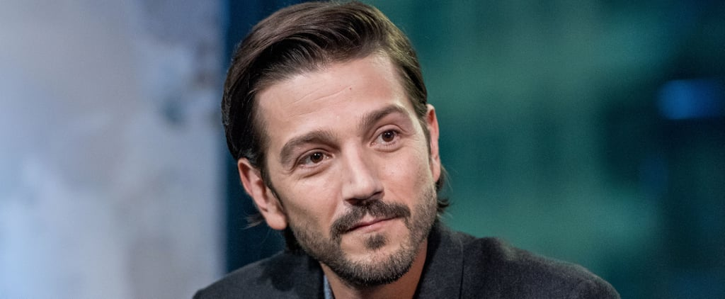 These 16 Pictures Confirm Diego Luna Gets Better With Age