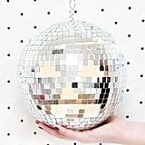 Disco Ball Jack-o'-Lantern