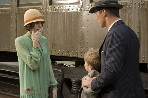 First Look: Angelina Jolie in Changeling
