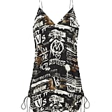 "Victoria Secret ""Graphic Slip Dress"""