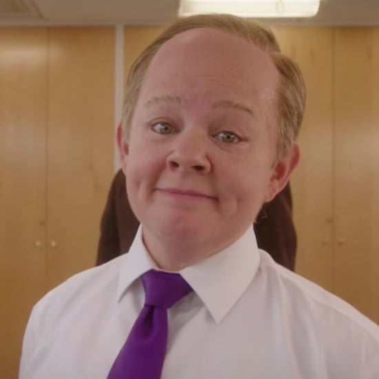 "Melissa McCarthy Singing ""I Feel Pretty"" as Sean Spicer"