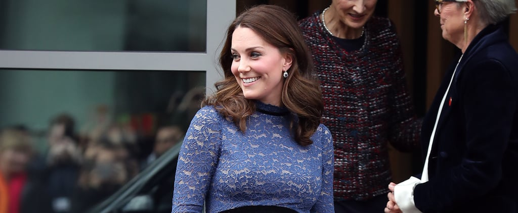 This Would Totally Explain Why the Duchess of Cambridge's Been Wearing the Same Outfits on Repeat